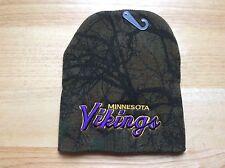 Minnesota Vikings CAMO  Beanie Hat