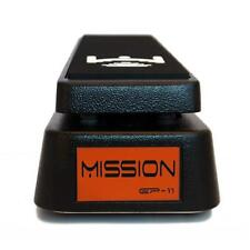 Mission Engineering ep11-s-bk Expression Pedal for Avid Eleven Rack process