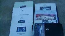 MERCEDES C230 C240 C320 W203 OWNER'S MANUAL BOOK OPERATOR HAND BOOKS