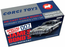 CC04206S Corgi Druckguss Silbern James Bond Aston Martin DB5 Feuerball 50th Neu