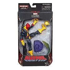 Marvel Legends X-Men Shirt Deadpool Madcap Wave 2 6-Inch Figure