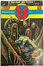 MIRACLEMAN#11 FN/VF 1987 ALAN MOORE ECLIPSE COMICS