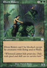 ▼▲▼ 2x Cavaliers elfes (Elven Riders) Carnage #254 FRENCH  MTG Magic