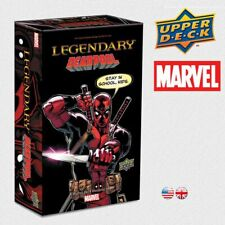 MARVEL - Deadpool - Legendary Deck Building Game Expansion - englische Sprache