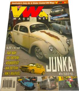 VW Magazine - FEB-APRIL 2010 - BEETLE BUG BUS KOMBI VW CAMPER