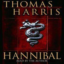 Hannibal (Thomas Harris) - Abridged Audiobook - 5 Compact Discs - Trusted Seller