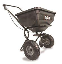 Agri-Fab 85-Pound Push Broadcast Lawn Fertilizer Spreader Sprayer, NO SALES TAX