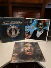 3 Record Collection-Joe Walsh, Ted Nugent, BTO