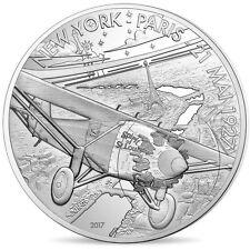 [#480816] France, Monnaie de Paris, 10 Euro, Spirit of Saint Louis, 2017, FDC