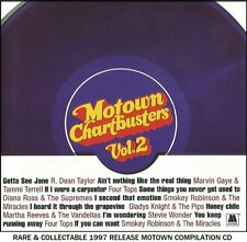 Motown Very Best Greatest Hits CD - Four Tops Diana Ross Supremes Jimmy Ruffin