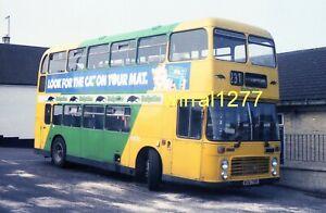 Original Bus negative Badgerline VR KOU791P