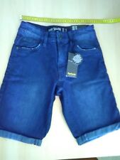 Boys Factorie Sharp Shooter Denim Shorts, Blue, New with Tags, Size 26