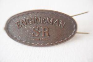 c1930s Southern Railway Cap Badge Railwayana
