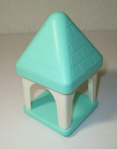 Vintage LITTLE TIKES Dollhouse Size CUPOLA Horse Stable Barn Replacement Part