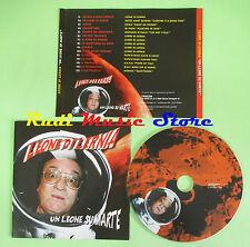 CD LEONE DI LERNIA Un leone su marte 2004 ED. DONEGANI TPR006 (Xi2) no lp mc dvd