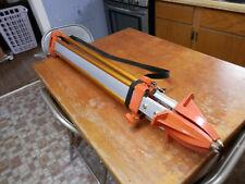 Aluminium Surveyor Adjustable Tripod