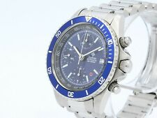 Zodiac Red Point Automatic Chronograph 406.24.38 Steel
