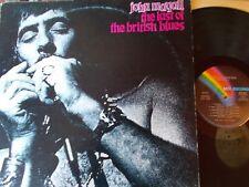 "JOHN MAYALL ~ ""The Last Of The British Blues"" (MCA) Italy -1978 - ORIGINAL!"