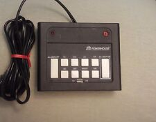 X10 Mini Controller ~ IR543 Black (MC360) ===> Tested ~ Works Great ~ Warrantied