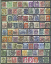 Germany, Egypt, Switzerland etc. ww old perfins small selection *b201020