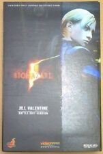 HotToys Jill · Valentine Battle Suit Version Biohazard 5 1/6 VGM 13 Masterpiece
