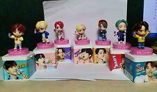 BTS Baskin Robbins empty Limited Block Pack Set + tiny tan Figure Set