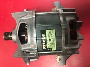 Miele Washer Motor Model W4842 Part 6028752