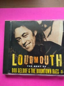 Loudmouth: The Best Of Bob Geldof & The Boomtown Rats CD (1996) Amazing Value