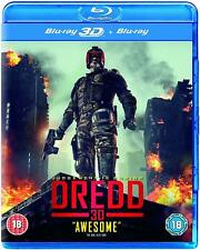DREDD 3D Cassandra Anderson - NEW Blu-ray  FREE Postage - mmoetwil@hotmail.com