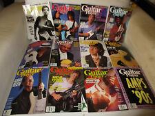 Guitar Player [US] (komplette Ausgabe 1990 / 12 Magazine) Neuwertig!