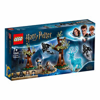 75945 LEGO Harry Potter Expecto Patronum with Patronus Stag 121 Pieces 7 Years+