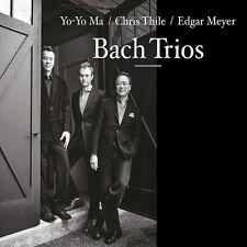 Yo-Yo Ma, Chris Thile, Edgar Meyer - Bach Trios [New CD]