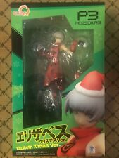 Ques Q Persona 3 Elizabeth Christmas Ver. First Limited Edition 1/8 Scale Figure