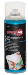 spry ISOPROPILICO SPRAY 400 ml, PER TUTTE LE SUPERFICI AMBROSOL