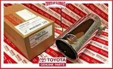 2012-2020 Toyota Tundra Chrome Exhaust Tip Genuine Oem (Fast Ship) Pt932-34160