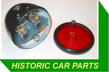 Lucas Style Rear Red Stop/Tail N/P Light for MG N Type Magnette NA NB 1934-36