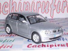 BMW 1 SERIES ESC. 1,34 DE METAL DE KINSMART ABREPUERTAS ¡ BONITO !