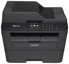 Brother MFCL2740DW Wireless Monochrome Printer with Scanner, Copier and Fax