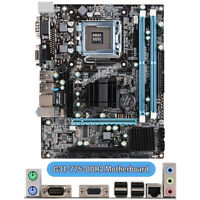 NEW for Intel G31 Socket  LGA 775 MicroATX Computer Motherboard DDR2 Mainboard