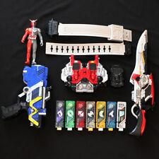 KAMEN RIDER DX W Double Driver Belt 7p Gaia Memory Trigger Magnum Engine Blade