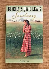 "EUC Beverly Lewis & David Lewis ""Sanctuary"" Hardcover Book"