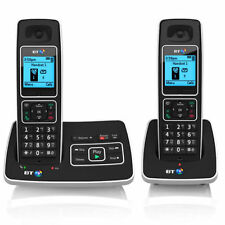 BT 6500 DIGITAL TWIN CORDLESS ANSWER PHONEWITH NUISANCE CALL BLOCKING