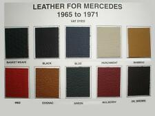 MERCEDES SEAT COVERS 300SE, 300SEL 3.5, 4.5,  6.3  w109 65-72