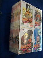 Naruto Gold Deluxe 1/72 - Serie Completa Collezione De Luxe -COMPRO FUMETTI SHOP