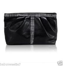 Sisley Paris Beauty Cosmetic Makeup Bag Pouch Clutch Trousse Pouch Black
