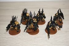 Warhammer 40k Chaos Space Marine Terminators x 5 & Terminator Lord