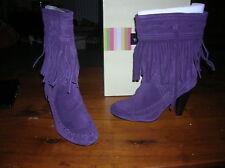 Les Tropeziennes 37 NEUVES chaussures bottes bottines femme fille CUIR val 90 eu