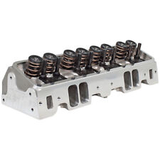 AFR Cylinder Head Set 1068; Eliminator 227cc Aluminum 65cc for Chevy 262-400 SBC