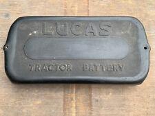 More details for ferguson lucas battery box cover