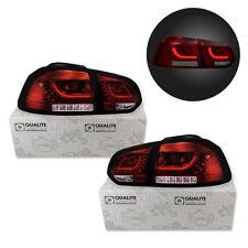 4x RÜCKLEUCHTE LED VW GOLF 6 GTI TUNING HECKLEUCHTE ROT WEISS RECHTS LINKS SATZ